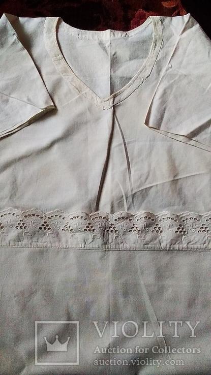Старинная сорочка, фото №2