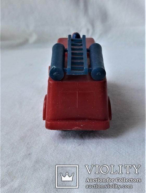 Машинка пожарная СССР клеймо (23), фото №10
