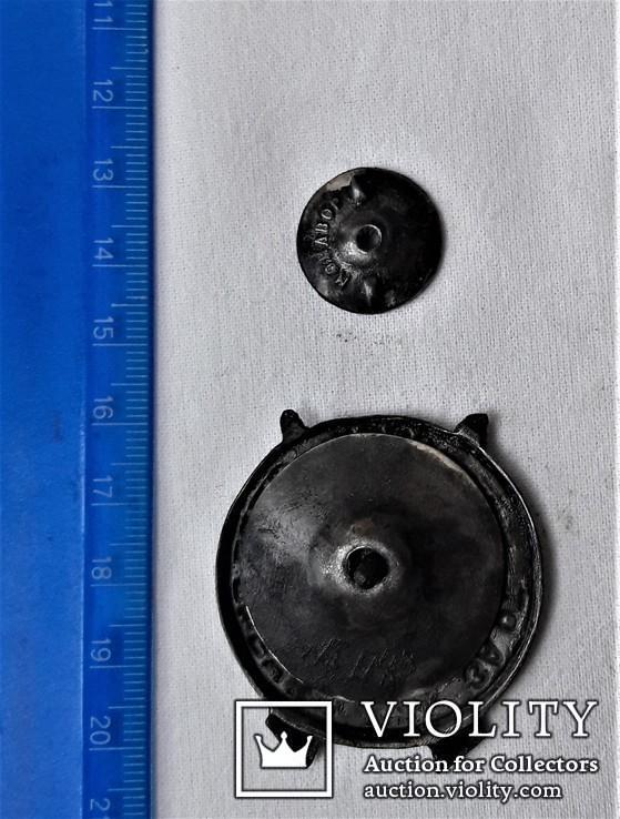 Знак За Отличную стрельбу, СССР, для родов войск кроме артиллерии, копия, №048, 1928г, фото №5