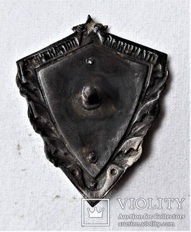 Знаки 3 шт. Отличный пограничник МГБ, НКВД, КГБ, копии, 1940гг, сборные на заклепках, фото №11