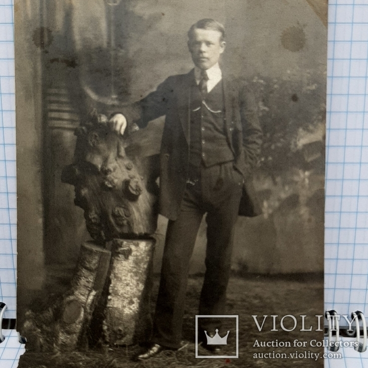 Фото ,предположительно 1916 года, фото №2