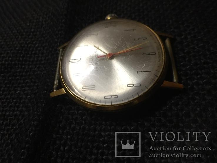 Часы Луч Ау20 тонкий, фото №3