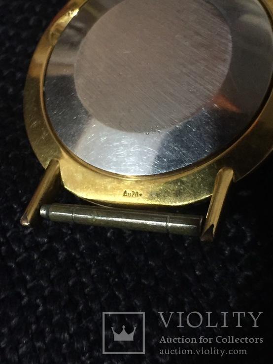 Часы Луч Ау20 тонкий, фото №10