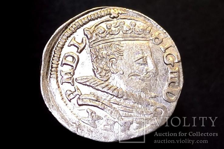 Трояк 1598, Люблін