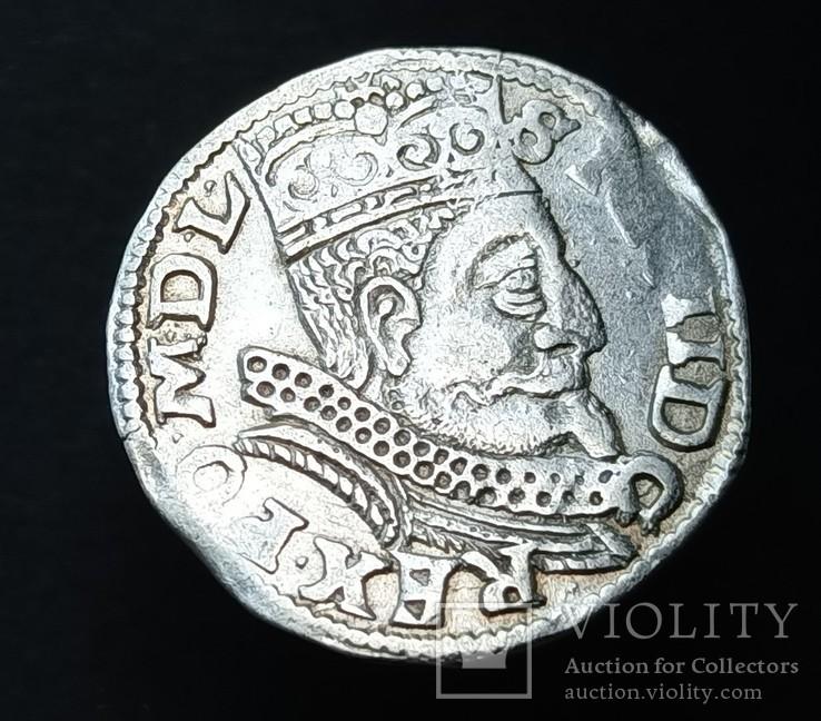 Трояк 1599, Всхова