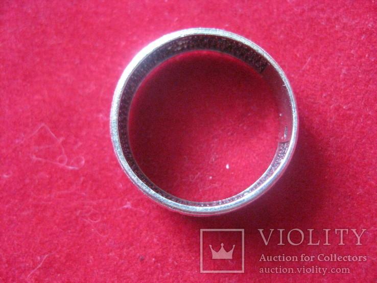 Кольцо Спаси и сохрани, серебро, 925, 3.6 грамм, фото №5