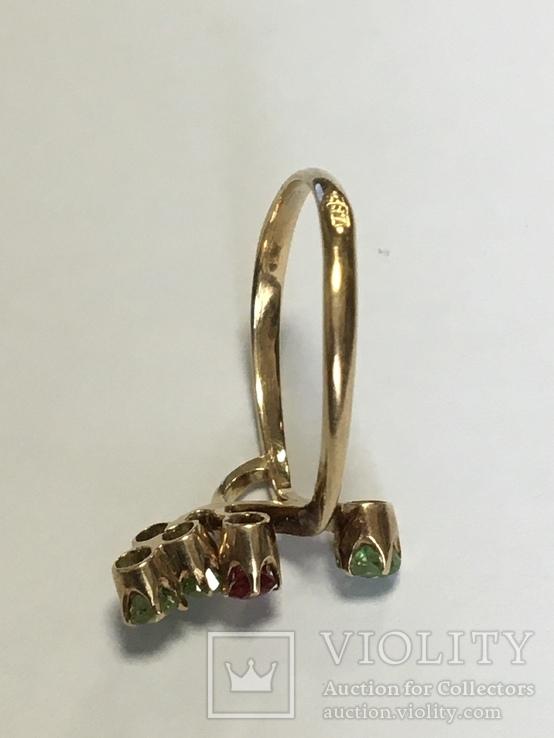 Кольцо в стиле модерн, фото №7
