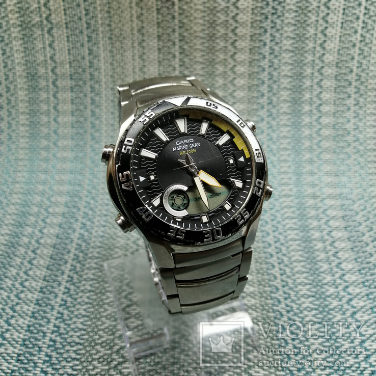 Casio Marine Gear