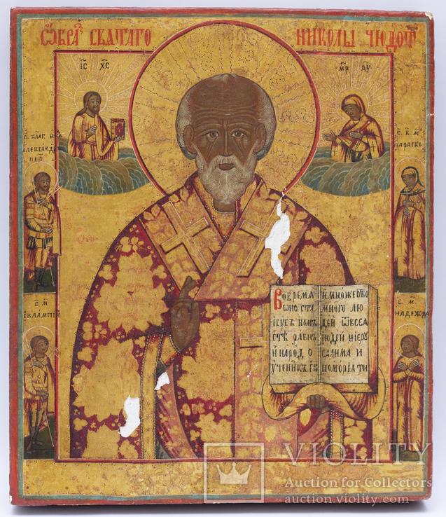 Икона ''Николай Чудотворец''