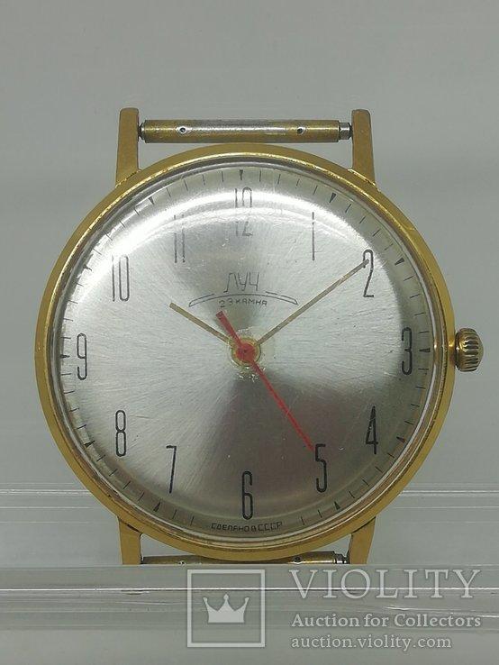 Часы Луч AU 20+