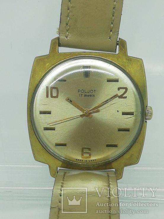 Часы СССР полёт, poljot AU 10