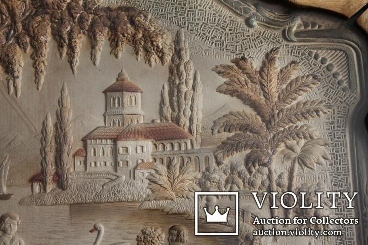 Картина, панно Европа начало 20 века, фото №5