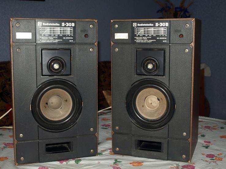 Колонки Радиотехника Radiotehnika S30в, фото №2