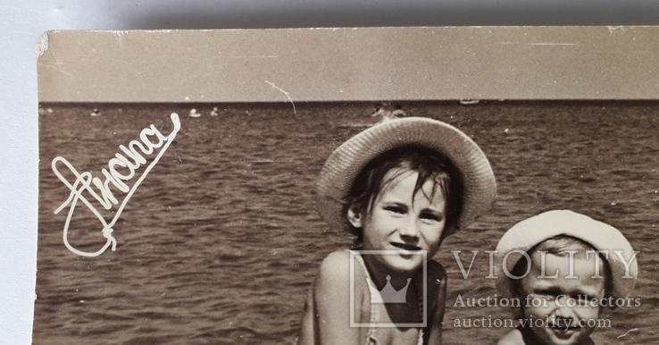 """Фотография детская на море """"Анапа"""" (11*8.5), фото №3"""