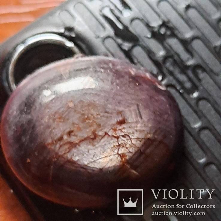 Рубины кабашоны 109 карат, фото №2