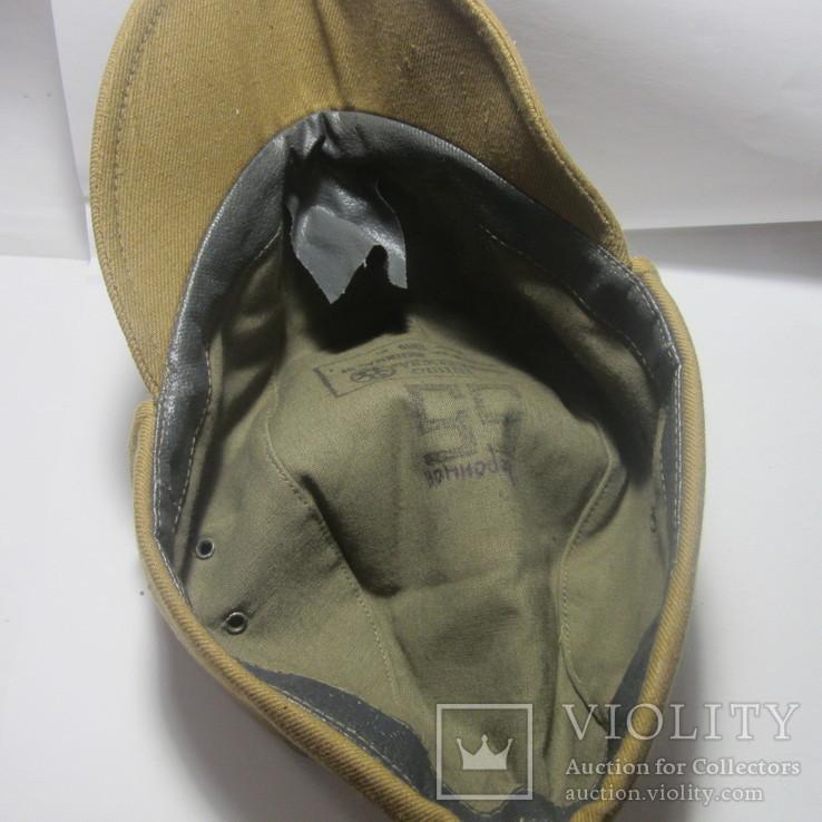 """Офицерская """"афганка"""", 1989 г.в., 55 размер, фото №6"""