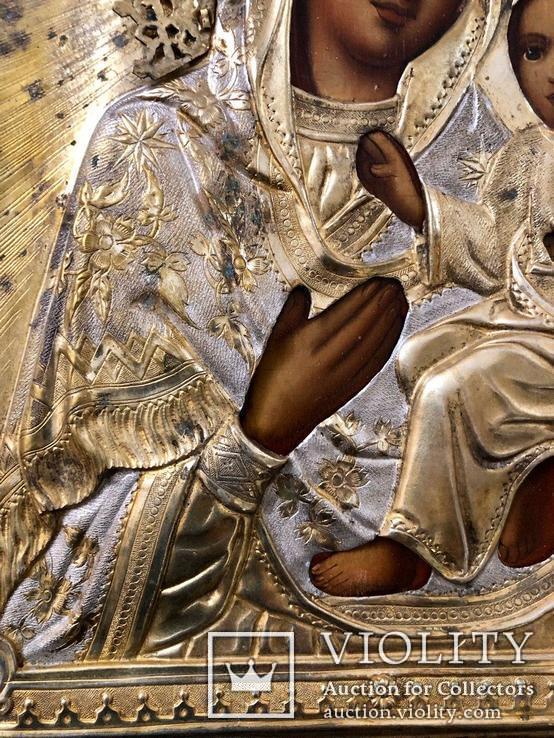 Тихвинская икона Богородицы, фото №5