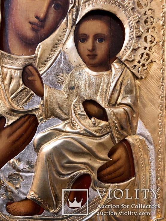 Тихвинская икона Богородицы, фото №6