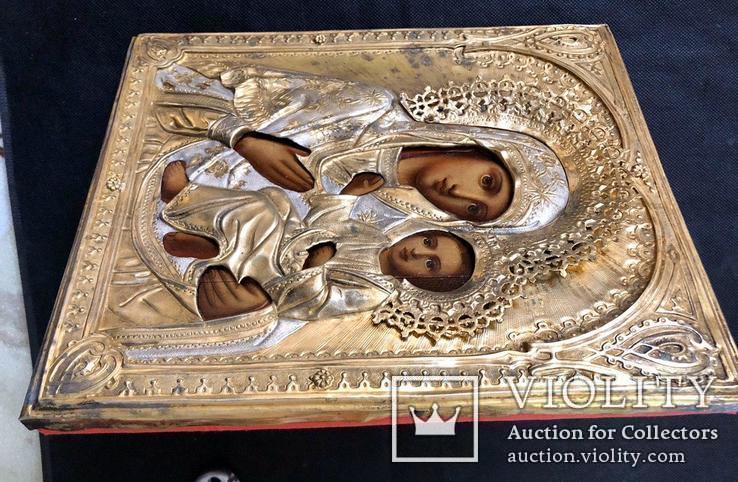 Тихвинская икона Богородицы, фото №8