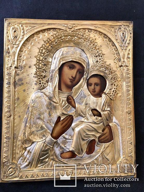 Тихвинская икона Богородицы, фото №10