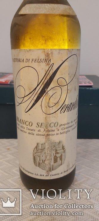 Вино Италия, 0,72л 11 градусов, фото №3