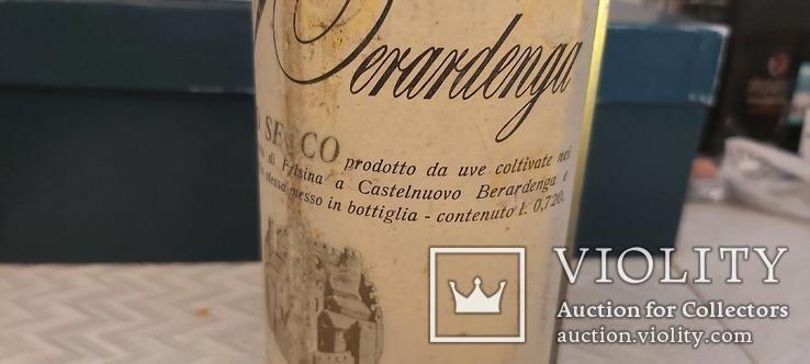 Вино Италия, 0,72л 11 градусов, фото №4