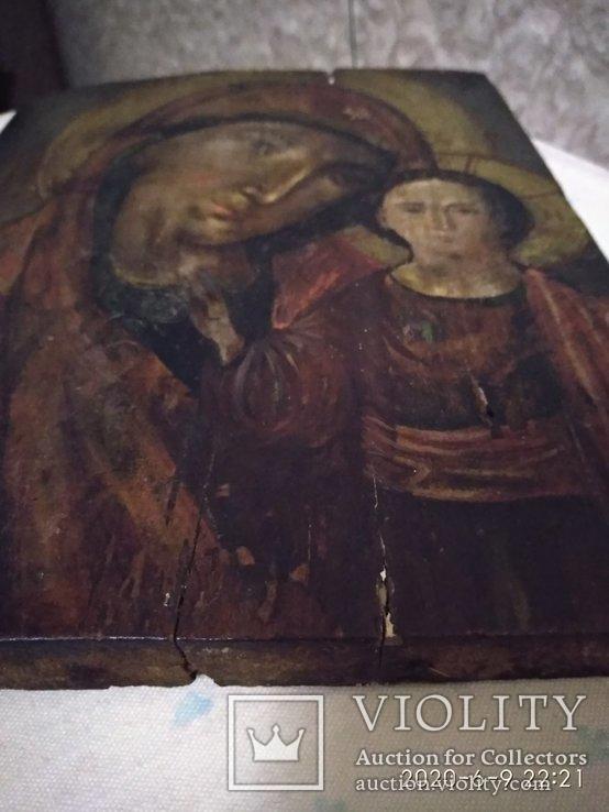 Ікона Пресвятої Богородиці, фото №3