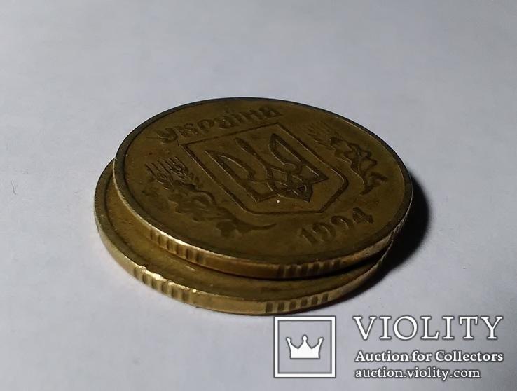 25 копеек 1992-1994-1996 (7 шт., см. описание), фото №6