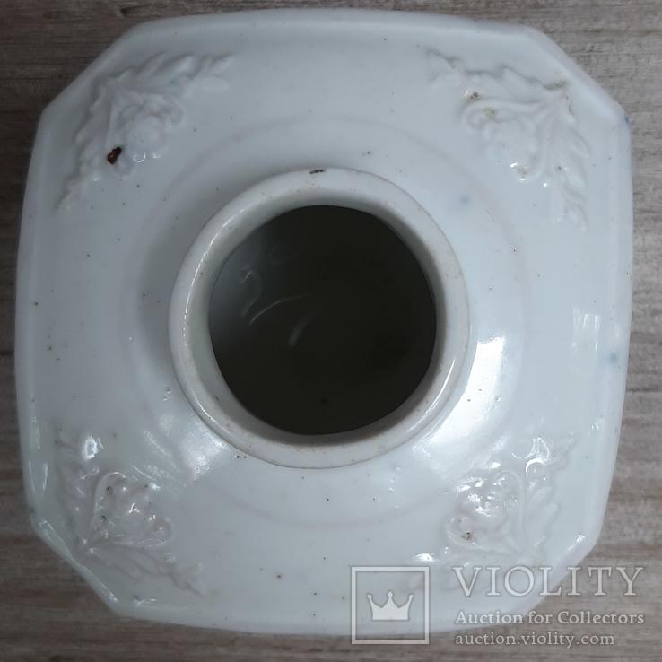Чайница (флакон парфюмерный?) Российская империя(?),, фото №7