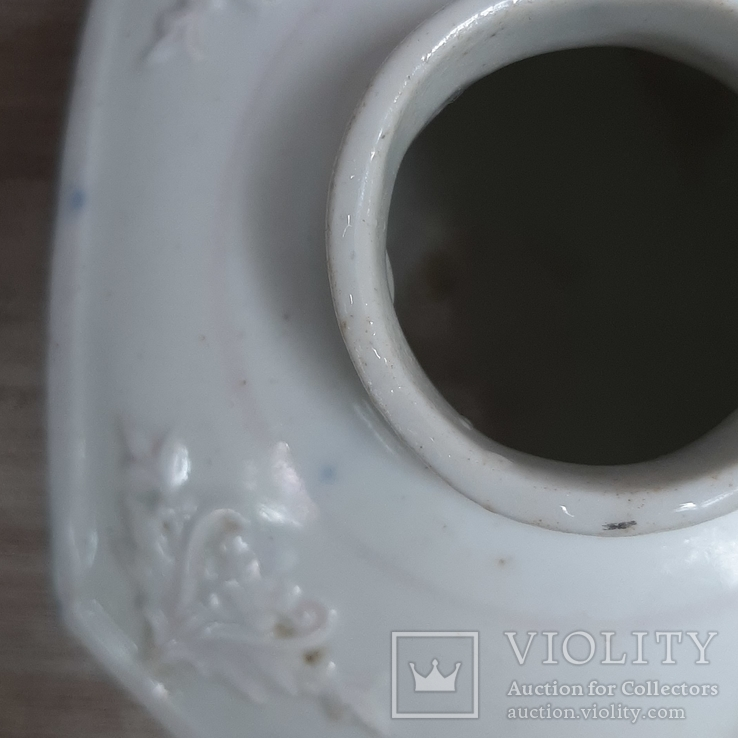Чайница (флакон парфюмерный?) Российская империя(?),, фото №11