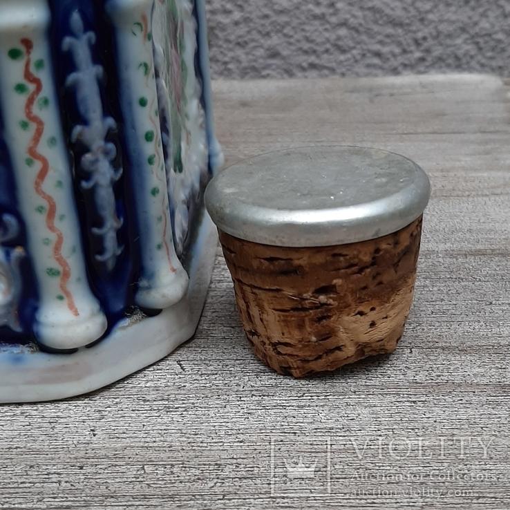 Чайница (флакон парфюмерный?) Российская империя(?),, фото №13