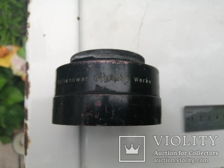 Rathenower Optische Werke Visionar  проекционный объектив без диафрагмы., фото №4
