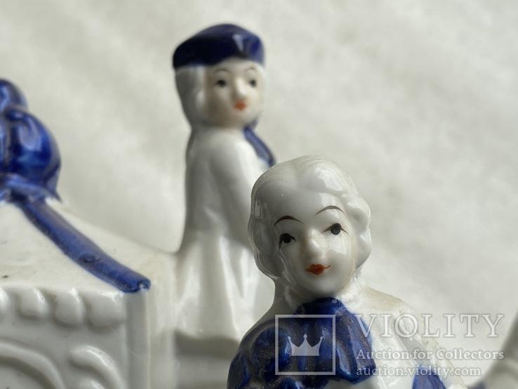 Cтатуэтка Карета Германия, фото №10