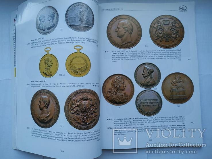 Аукционный каталог Auktoinshaus H.D.Rauch 110,2,3 июля 2020 г, фото №7