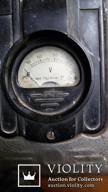 Стабилизатор  с регулятором напряжения  1966 года выпуска. Рабочий., фото №3