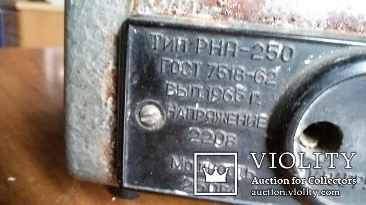Стабилизатор  с регулятором напряжения  1966 года выпуска. Рабочий., фото №7