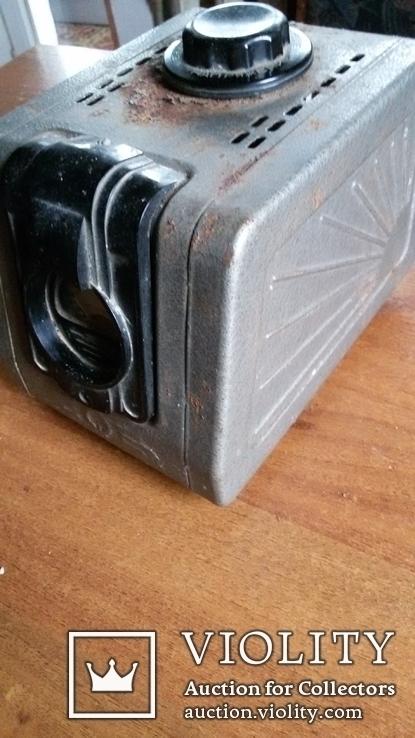 Стабилизатор  с регулятором напряжения  1966 года выпуска. Рабочий., фото №13