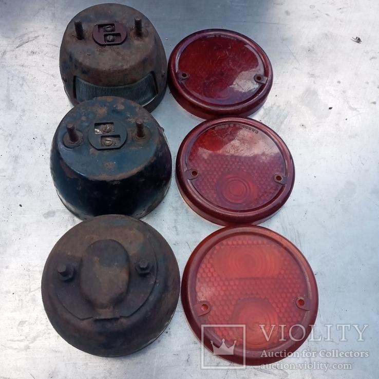 Задние фонари ГАЗ, фото №5