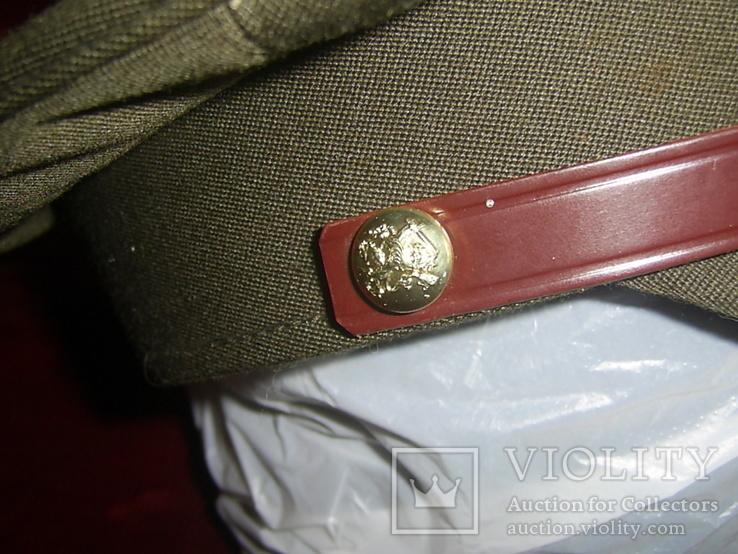 Фуражка армейская, фото №6