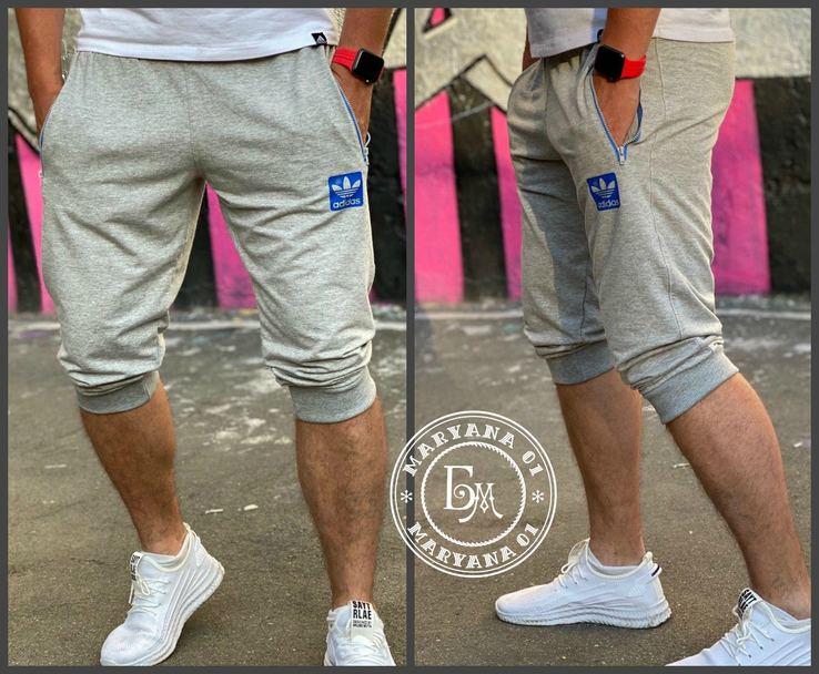 Оригинальные бриджи Adidas размер S