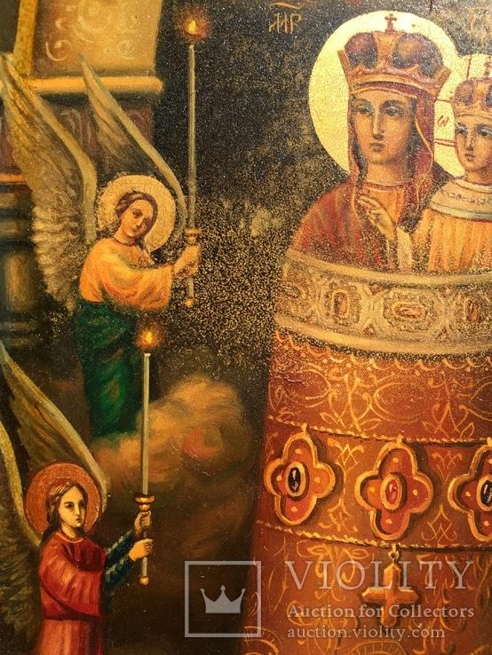 Икона Богородицы Прибавление Ума, фото №4