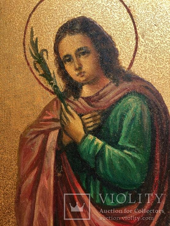 Икона Святая Ираида, фото №3