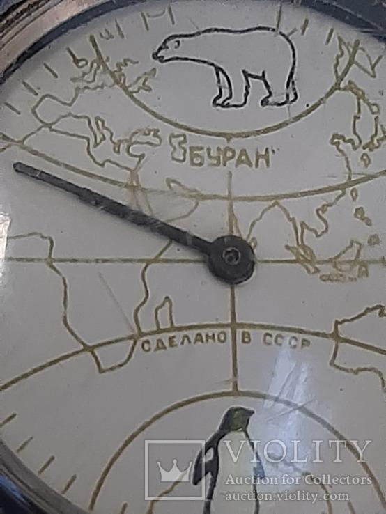 Часы Буран СССР, фото №3