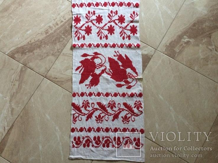 Большой полотняный рушник, фото №3