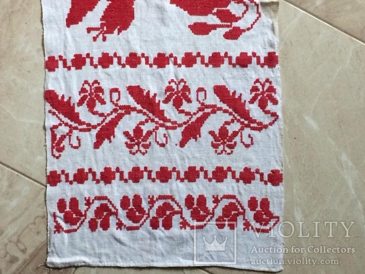 Большой полотняный рушник, фото №11
