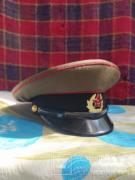 Фуражка армии, фото №2
