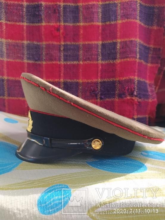 Фуражка армии, фото №4