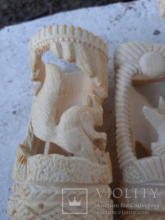 Фигурки из кости, фото №7
