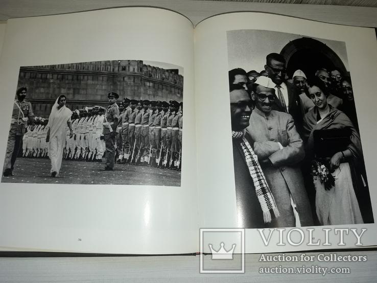Индира Ганди фотоальбом 1987, фото №9