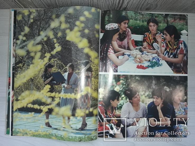 Ташкент 2000 на четырех языках 1983 Подарочный альбом, фото №10